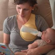 The Beebo Baby Bottle Feeder Holder Better Way Multitask for Parents