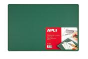 APLI Cutting Mat 45 x 30 cm, Thickness 2 mm, Green