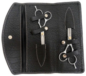 ToolUSA Barber Scissors And Thinning Shears In A Custom Fit Snap Case