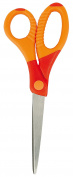Wedo 17.5 cm Grippy Craft Scissor - Orange