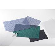 Ecobra A3 Cutting Mat Twin Cutting Mat Green / Black