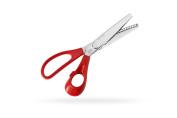 """Premax F11620800R - Pinking shears, 200 mm - 8"""""""
