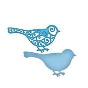 Spellbinders D-Lites Tweets