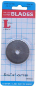 DAFA 45 mm Rotary Cutter Replacement Blade, Silver
