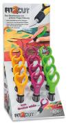 WEDO Bastelmesser Skalpell Fit2cut, farbig sortiert 78 42199