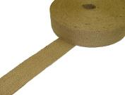 Pandoras Upholstery 5kg 5.1cm Jute Webbing in 10 m Roll, Brown