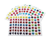 Creation Station 20 mm Coloured Stars Peel and Stick