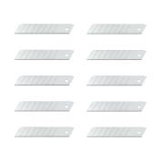 Wedo 4003801030920 Replacement Cutter Blades 18 mm