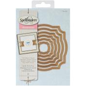 Spellbinder Paper Arts Labels Thirty Four Nestabilities Die, Gold