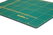 A4 Self Healing Double Sided Cutting Mat 300 x 220 Superior 5-layer high quality design