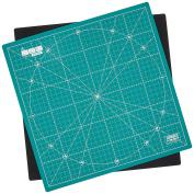 Prym Rotating Cutting Mat 30 x 30 cm,Green