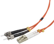 Gembird 5m LC to ST Duplex Multimode Fibre Optic Cable