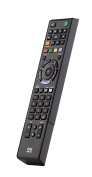 One For All Sony TV Replacement remote – Works with ALL Sony televisions – Ideal TV replacement remote control
