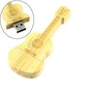 Shooo 32GB Acoustic Guitar USB Falsh Drive Memory Stick