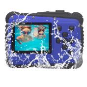 GDC5261 Waterproof Digital Camera with 4x Digital Zoom / 8MP / 5.1cm TFT LCD Screen Waterproof Camera for Kids