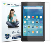 Kindle Fire HD Screen Protector, Tech Armour Anti-Glare/Anti-Fingerprint Amazon Kindle Fire HD 20cm (2015) Screen Protectors [2-Pack]