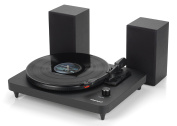 Intempo EE1837 Portable Turntable - Black