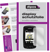 Garmin Edge Touring Plus Screen Protector - 3x dipos Clear Protection Films