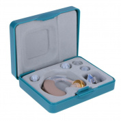 Tone Elder Behind the Ear Hearing Amplifier Set with Box