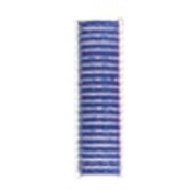 bleu-roy Very Small Hook and loop Rollers 15 mm x12