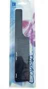 Dimples Large salon Basin hair comb with handle Conditioner