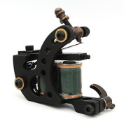 GAG-Tattoo machine @ Type Frame Material Recommended Use Coils Colour Working Voltage (V) Running Speed