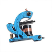 GAG-Tattoo machine @ Professional Colouring Tattoo Machine 10 Wraps Coils Shader Quality Tattoo Supply , shader