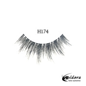 Eldora False Eyelashes H174