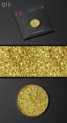 TZ COSMETIX - Glitter Injections Single Colour Glitter Diamond Rainbow Eyeshadow Cosmetics - U can Fill it in Magnet Palette Q1-16
