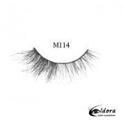 Eldora False Eyelashes M114 Multi-Layered