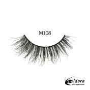 Eldora False Eyelashes M108 Multi-Layered