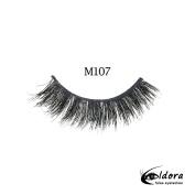 Eldora False Eyelashes M107 Multi-Layered