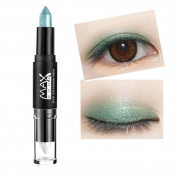 Pu Ran Makeup Eye Eyeshadow Shimmer Pencils Face Brighten Contour Nude Double-ended Stick - 11#