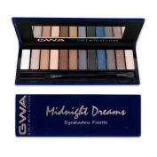 GWA girls with attitude midnight dreams eyeshadow palette