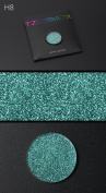 TZ COSMETIX - Glitter Injections Single Colour Bright Rainbow Eyeshadow Cosmetics - U can Fill it in Magnet Palette