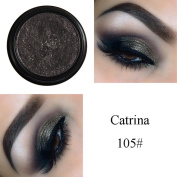 FEITONG PHOERA Glitter Shimmering Colours Eyeshadow Metallic Eye Cosmetic
