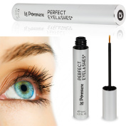 Perfect Eyelashes - 6ml eyelash serum, you will have longer eyelashes, black eyelashes, denser and stronger eyelashes. Serum for the growth of natural eyelashes, thicker and larger.