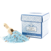 Mystix London | Jasmine & Sandalwood Scented Bath Salt - 350g
