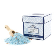 Mystix London | Grapefruit & Rosemary Essential Oil Bath Salt - 350g