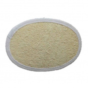 Natural Loofah Sponge Bath Rub Exfoliate Bath Glove Oval Bath Towel Xuanhemen