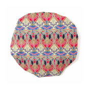Sophisticated Liberty Fabric Shower Cap With Satin Detailing Ianthe Classic Design