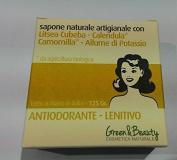 Soap Organic antiodorante-lenitivo
