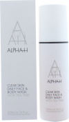 Alpha H Clear Skin Daily Face Body Wash Treatment 200ml Female Skincare For Her