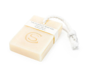 Clovelly Soap Co Natural Handmade Ocean Breeze Soap On A Rope Bar For All Skin Types 100g