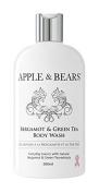 APPLE & BEARS Bergamot & Green Tea Body Wash