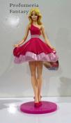 Barbie 3d Bath Foam ML. 150