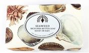 Vintage Wrapped Soap - Luxury Fragrance Bath Soap - Seaweed Bath Soap 200g