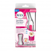 Veet Sensitive Precision Expert - Beauty Styler, precision trimmer for face and body