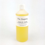 Jojoba Oil Golden 1 Litre - 100% Pure, Unrefined and Natural