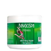 BingoSpa Fitness Slimming Algae for Wraps Anti Cellulite Body Wrapping 500g